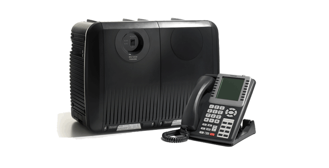 Système téléphonique IP STRATA CIX100