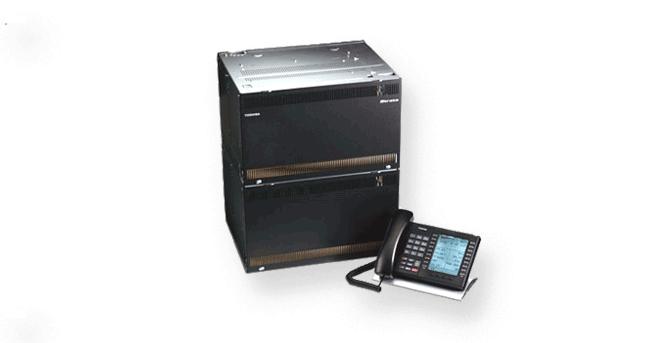 Système téléphonique IP STRATA CIX670