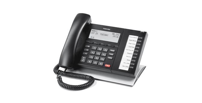 Téléphone numérique Toshiba DP 5122/5022 SD