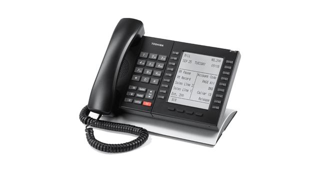 Téléphone numérique Toshiba DP5130C-SDL