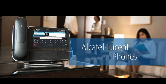 Téléphones numériques Alcatel-Lucent