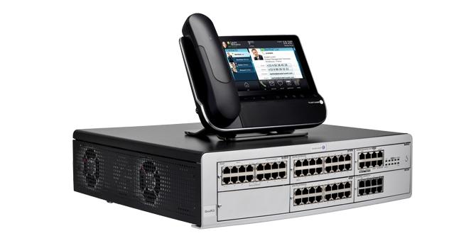 Alcatel-Lucent OmniPCX Enterprise