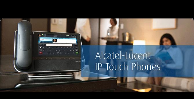 Téléphones IP Alcatel-Lucent