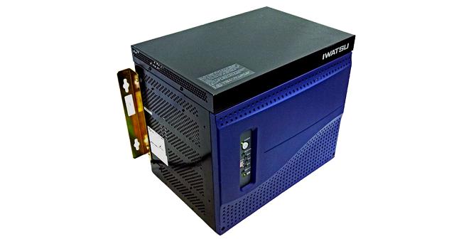 Systèmes de communication Iwatsu ECS