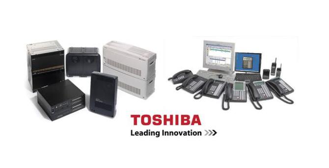Systèmes téléphoniques Toshiba CIX
