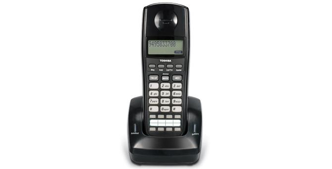 Toshiba DKT2404-DECT Cordless Telephone