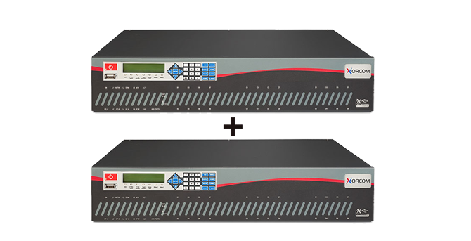 XORCOM TwinStar Plus CTS2000